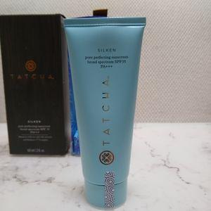 Tatcha Makeup - Tatcha Pore Perfecting Sunscreen